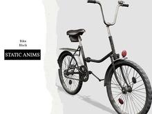 Nutmeg. Bike Black
