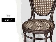 Nutmeg. Thonet Chair