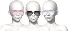 Spoiled - Aviator Sunglasses Fatpack