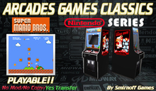 = Super Mario Bros = Niintendo Arcades Games [BOX]