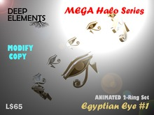 [DeepElements] : Halo - Egyptian Eye #1