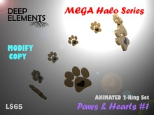 [DeepElements] : Halo - Paws & Hearts #1