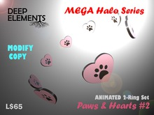 [DeepElements] : Halo - Paws & Hearts #2