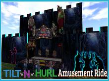 Tilt N Hurl Amusement Ride