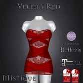 **Mistique** Velena Red (wear me and click to unpack)