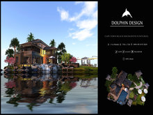 [DOlphin Design] Cape Town Beach House(With Funitures)