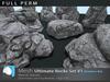 Ultimate rocks set v1   prim 3d %283%29
