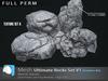 Ultimate rocks set v1   prim 3d %284%29