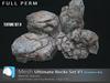 Ultimate rocks set v1   prim 3d %288%29