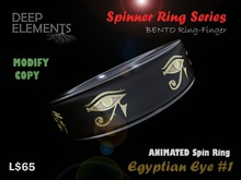 [DeepElements] : Spin Ring - Eye of Ra #1