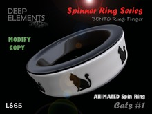 [DeepElements] : Spin Ring - Kitty #1