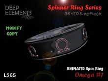 [DeepElements] : Spin Ring - Omega #1