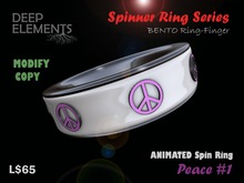 [DeepElements] : Spin Ring - Peace #1