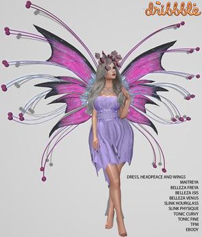 Outif Fairy Lilac