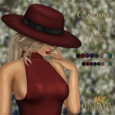 :: ANTAYA :: Ladies' hat <Emma>