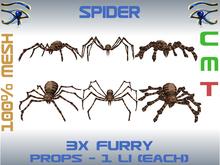 SP- SPIDER 1 - FURRY