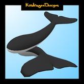 KD - Bento Porpoise/Whale/Dolphin Tails