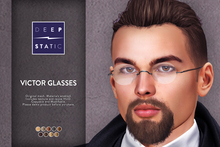 :: DS ::  Victor Rimless Glasses