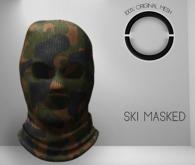 O U T R É  //  SkiMasked : Camo