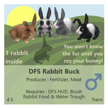 DFS Rabbit Buck