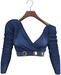 adorsy - Virginia Top Blue - Maitreya