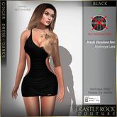 :KR: Ginger Dress - Darks - Black