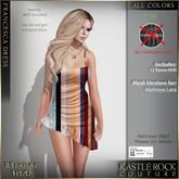 :KR: Francesca Dress - All Colors