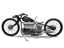 ++++ BUR Motorcycles - Bone Shaker ++++