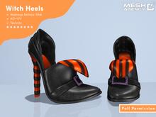 ::MA:: Witch Heels  - Full Perm {Wear}