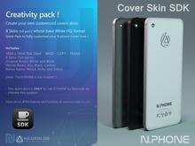 N.PHONE Cover Skin SDK [NeurolaB Inc.]