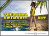♥  AVI(L) The Scuba Offshoretex Swimsuit Set