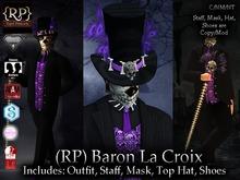 (RP) Baron La Croix Outfit