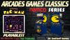 = Super Pac Man = Namco Arcades Games [BOX]