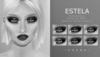 P O E M A - Estela Eyeshadows DEMO (wear to unpack)