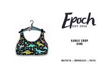 .EPOCH. kawaii crop. dino