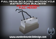 ~Full perm Motorcycle Battery + maps for builders
