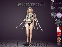 [GG] Skull Dragon V2.0 (with Bento Wings)