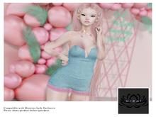 .Michi. Evie Dress Fatpack M
