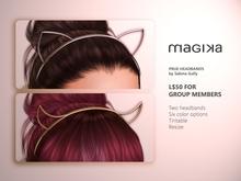 Magika - Prue Headbands