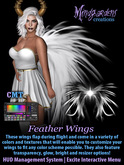 MG - Feather Wings