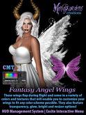 MG - Fantasy Angel Wings