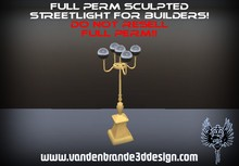 ~~Full perm  Streetlight  for builders + Maps