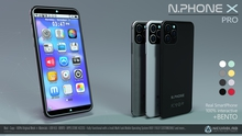 N.PHONE X PRO - FULL PACK (Real SmartPhone with AIO HUD) [NeurolaB Inc.]