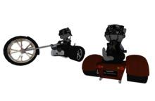 Chopper Trike - Dinkie - WEARABLE