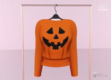 Bowtique - Sweatshirt - Pumpkin Face (Maitreya)