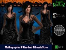 ::TK:: Ligeia Halloween Dress
