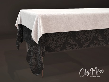 ChiMia:: Necrotic Nuptials Table