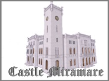 Castle  Miramare - Belas Artes