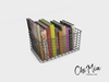 ChiMia:: Book Basket