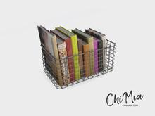 ChiMia:: Book Basket